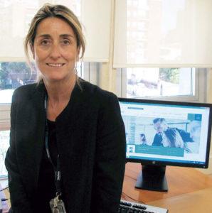 Teresa Casla Uriarte, Presidenta y CEO de Fonditel.